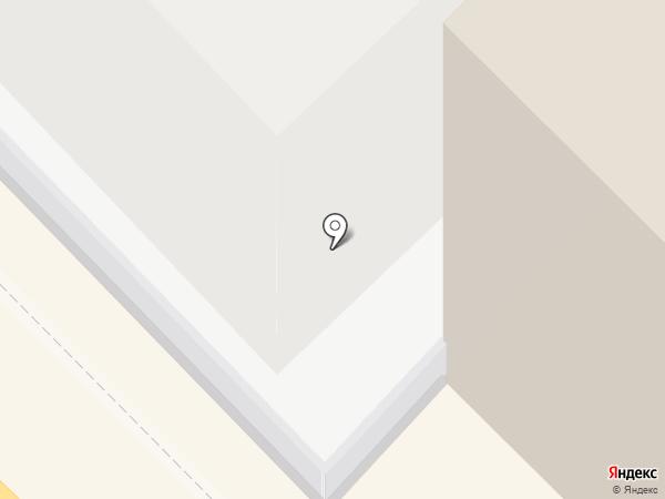 ЦЕНТР, ЗАО на карте Москвы