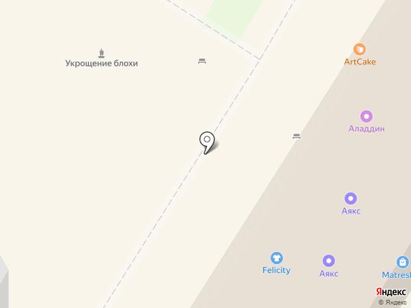 BikeSeller.ru на карте Тулы