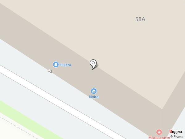 Madison Hall на карте Тулы