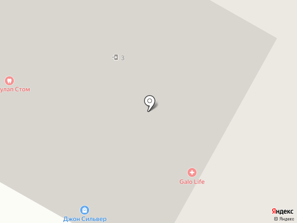 Вардек на карте Москвы