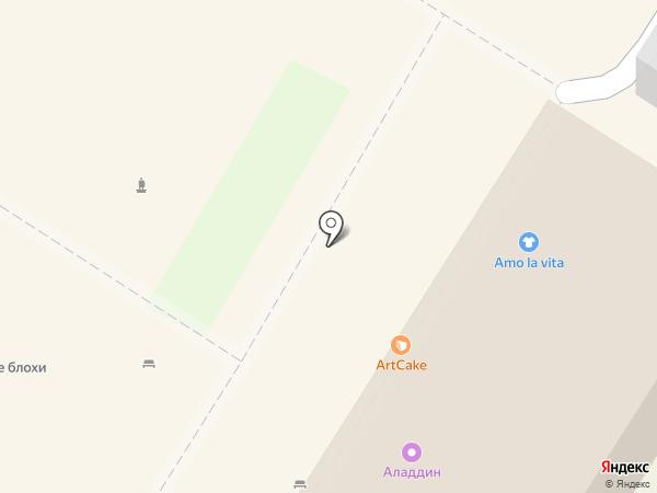 Галерея Mart на карте Тулы