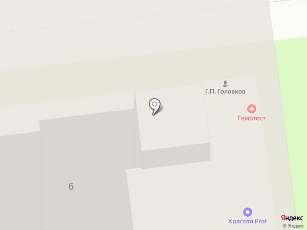 Lexus на карте Тулы