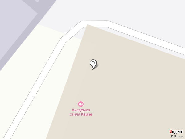 Гринвэй на карте Москвы