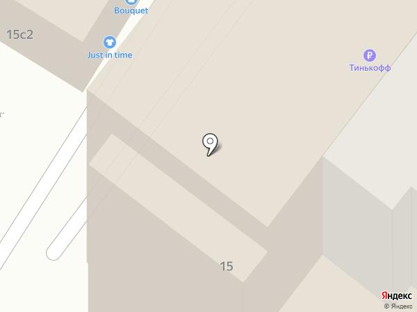 НТД на карте Москвы