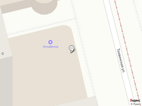 Ателье-МК на карте Москвы