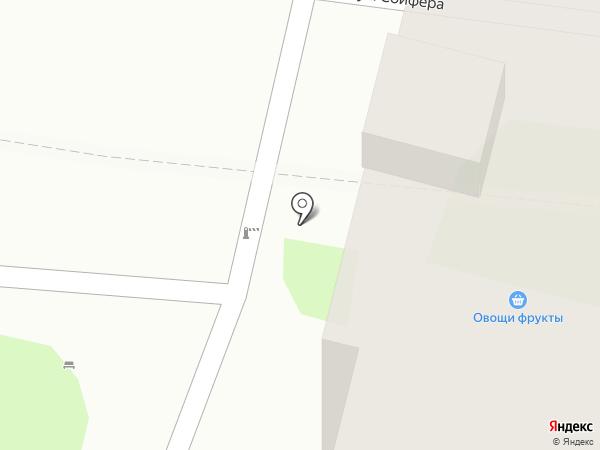 Чара на карте Тулы
