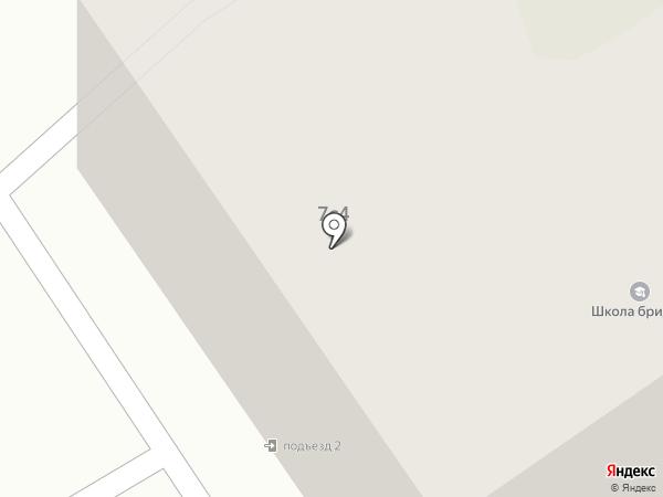 МКН на карте Москвы