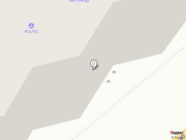 RIVAGE на карте Москвы
