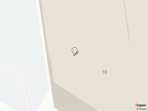 Царь-Досугарь на карте Тулы