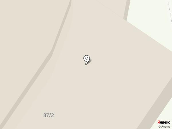 Федерация тяжелой атлетики Тульской области на карте Тулы