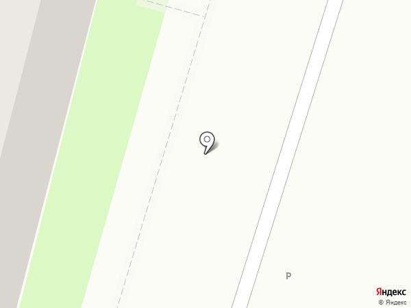 Вокер стрит на карте Тулы