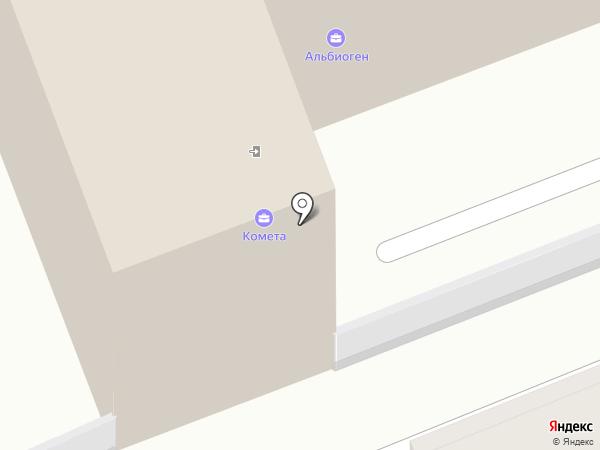 КБ Северный кредит на карте Москвы