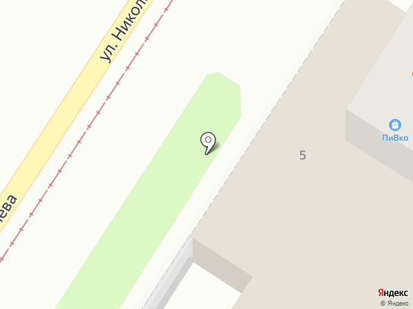 ПиВко на карте Тулы