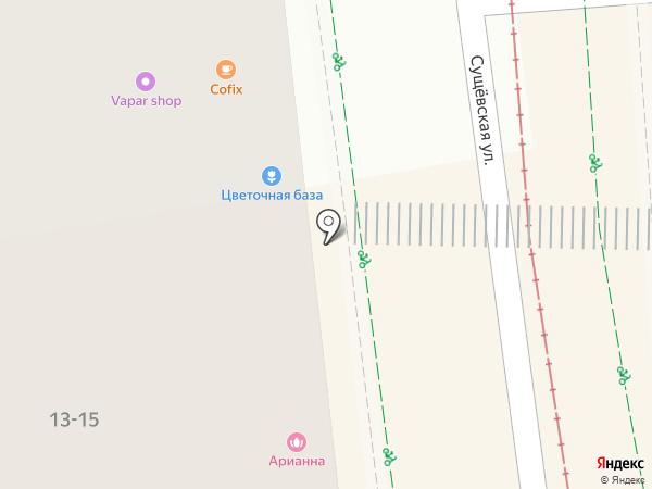 Dan Dun на карте Москвы