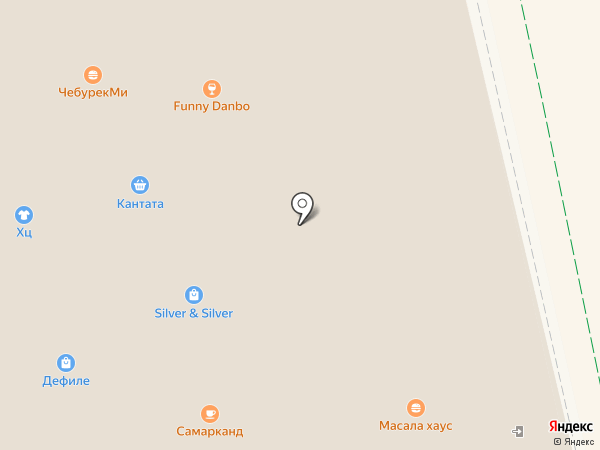 Starbucks на карте Москвы