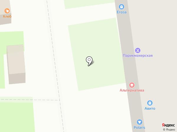 Polaris на карте Тулы