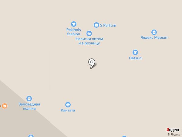 Kedro Coffee Company на карте Москвы