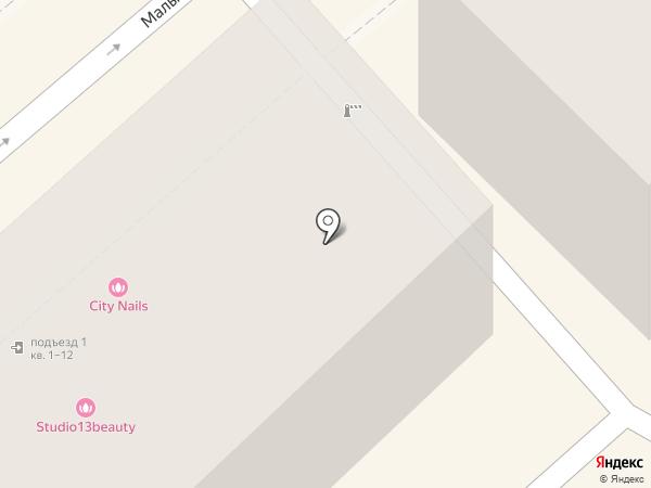 Beautypoint29 на карте Москвы