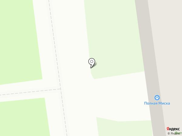 Полная МИСКА на карте Тулы