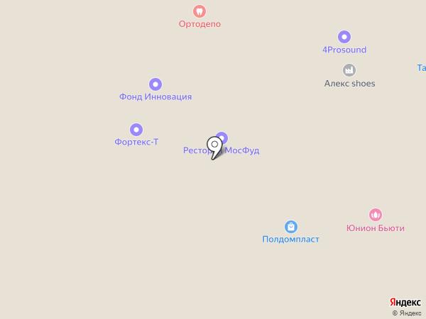 BabyWEE на карте Москвы