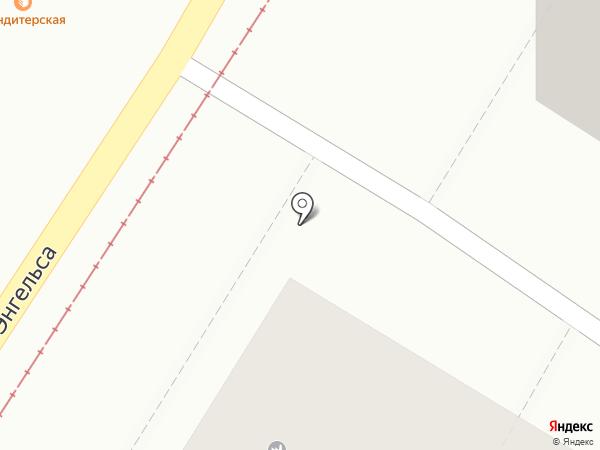Магазин текстиля на карте Тулы
