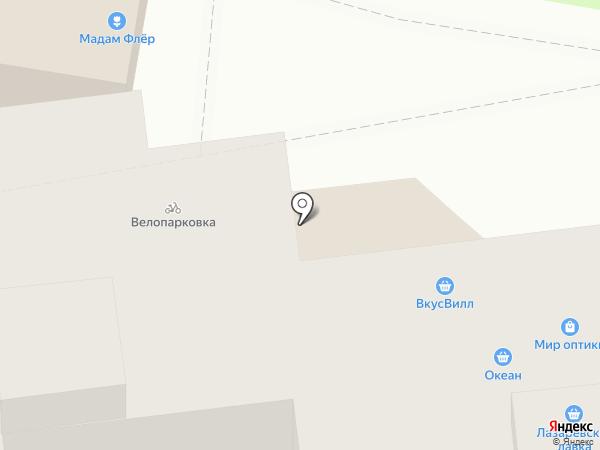 Westfalika на карте Тулы