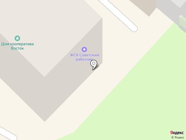 Адвокатская контора №37 на карте Москвы