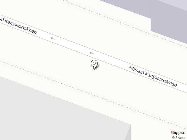 New loud на карте Москвы
