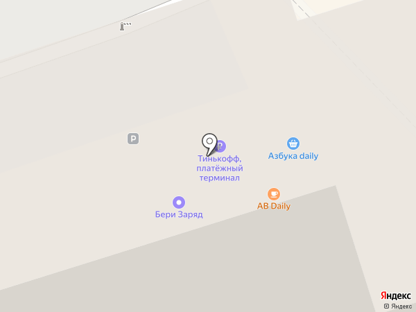 Mr.BIBO на карте Москвы