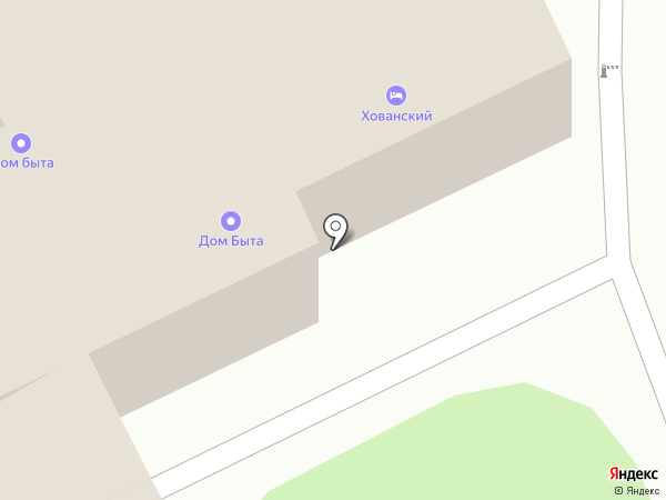 Malliott на карте Москвы