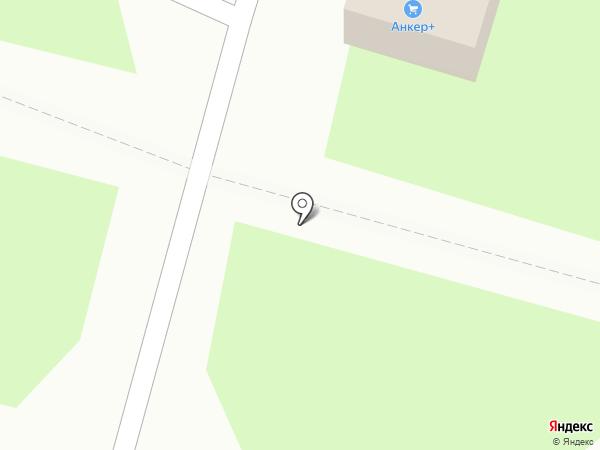 Свема на карте Тулы