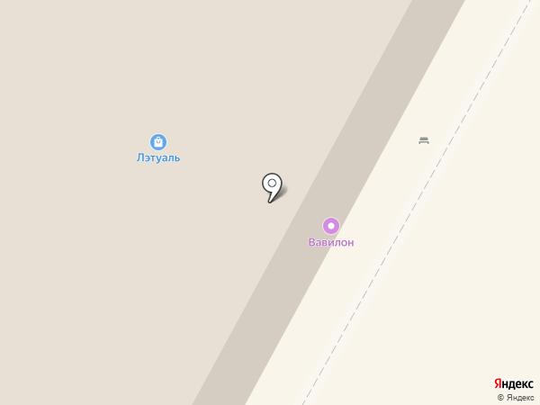 Страховой Юрист на карте Москвы