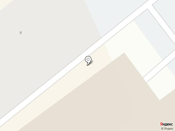 Магазин лакокрасочных материалов на карте Москвы