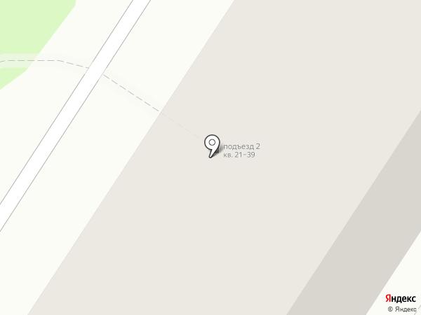 Акватория на карте Тулы