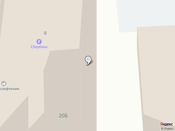 Mazzmedia на карте Москвы