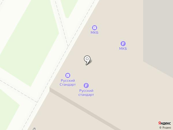 Платежный терминал, Московский кредитный банк, ПАО на карте Москвы