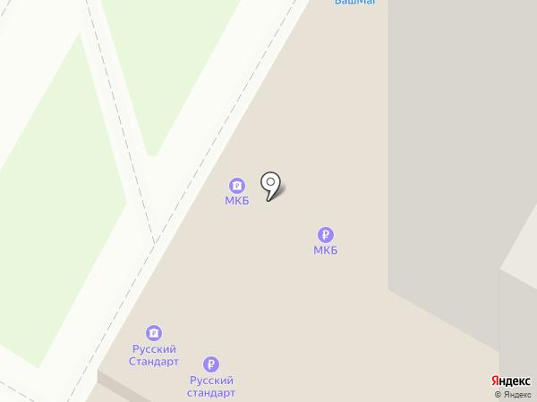 Эстет Оптик на карте Москвы