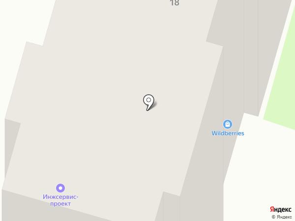 Yes на карте Тулы