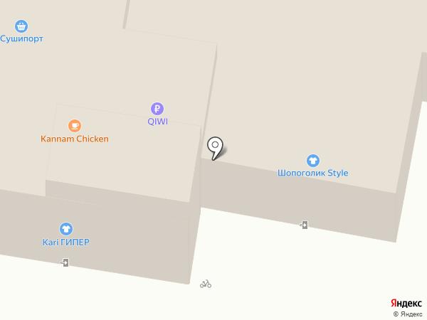 ПРАВДА на карте Тулы