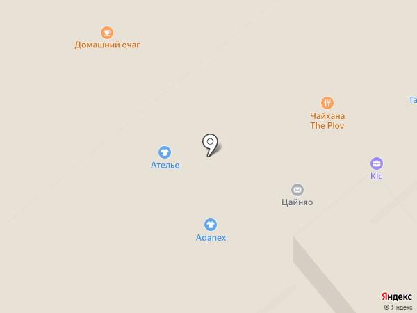 Арт Рама на карте Москвы