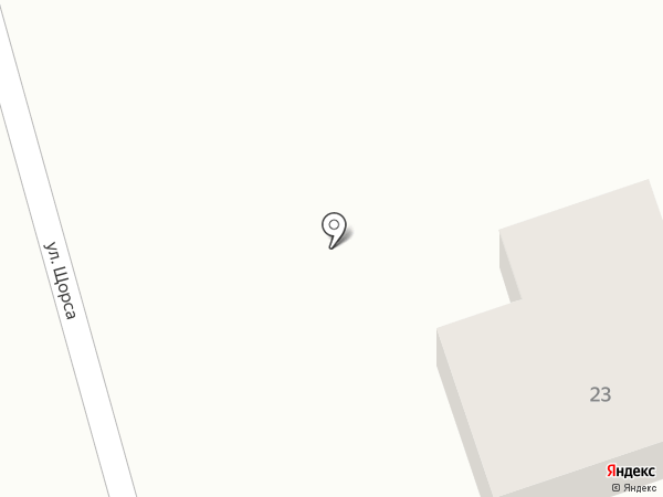 Невский Дом на карте Тулы