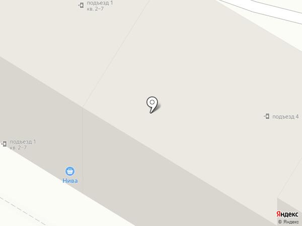 Нива на карте Тулы