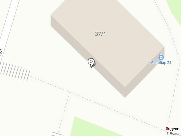 ПиВася на карте Тулы