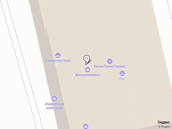 Toyset на карте Москвы