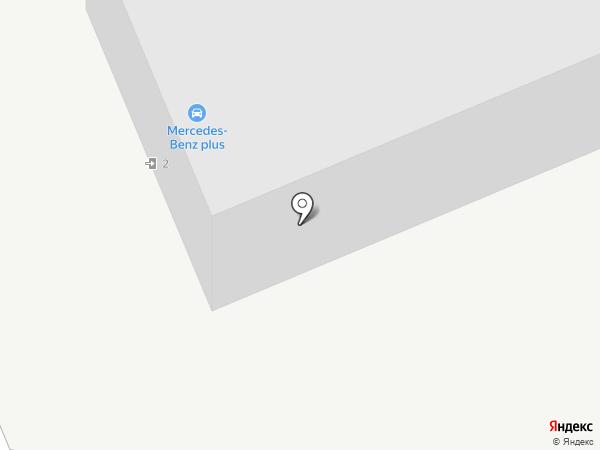 OK на карте Москвы