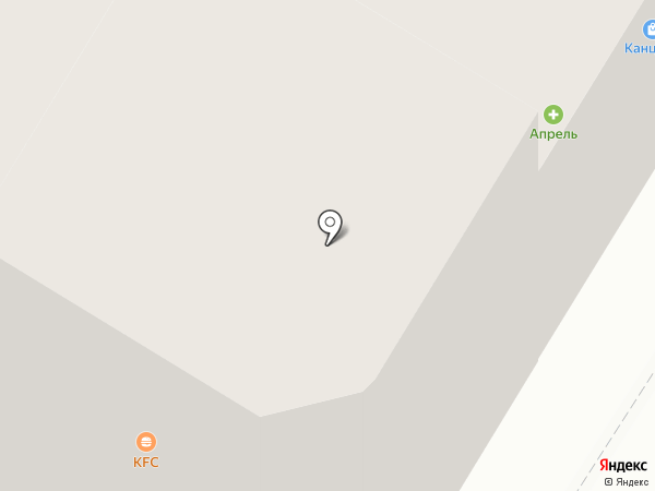 KFC на карте Тулы