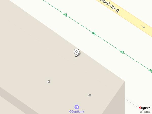 REDEEMAUTO на карте Москвы