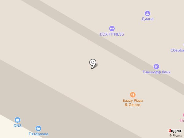 PickPoint на карте Москвы