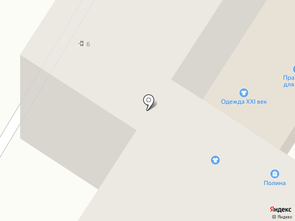 City flat на карте Тулы