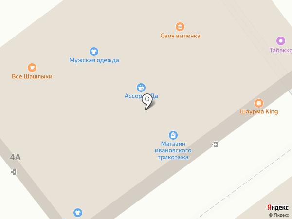 Ювелирный магазин на карте Москвы